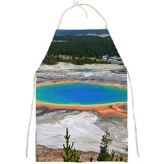 Grand Prismatic Full Print Aprons by trendistuff