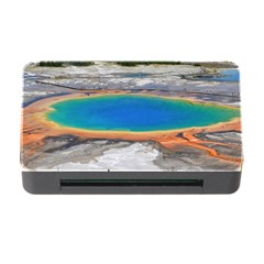 Grand Prismatic Memory Card Reader With Cf by trendistuff