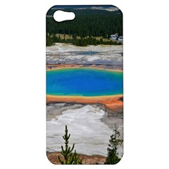 Grand Prismatic Apple Iphone 5 Hardshell Case by trendistuff