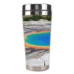 Grand Prismatic Stainless Steel Travel Tumblers by trendistuff