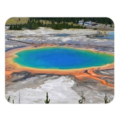 Grand Prismatic Double Sided Flano Blanket (large)  by trendistuff