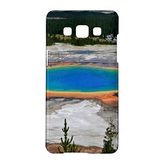 Grand Prismatic Samsung Galaxy A5 Hardshell Case  by trendistuff