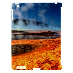 Fire River Apple Ipad 3/4 Hardshell Case (compatible With Smart Cover) by trendistuff