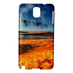 Fire River Samsung Galaxy Note 3 N9005 Hardshell Case by trendistuff
