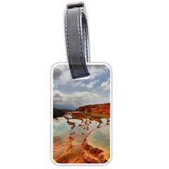 Badab E Surt Luggage Tags (two Sides) by trendistuff
