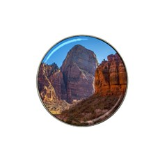 Zion National Park Hat Clip Ball Marker (10 Pack) by trendistuff