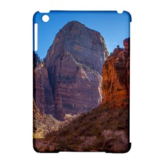 Zion National Park Apple Ipad Mini Hardshell Case (compatible With Smart Cover) by trendistuff