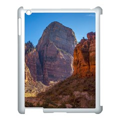 Zion National Park Apple Ipad 3/4 Case (white) by trendistuff
