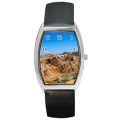 Zhangye Danxia Barrel Metal Watches by trendistuff