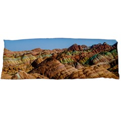 Zhangye Danxia Body Pillow Cases (dakimakura)  by trendistuff