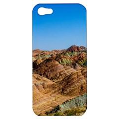 Zhangye Danxia Apple Iphone 5 Hardshell Case by trendistuff