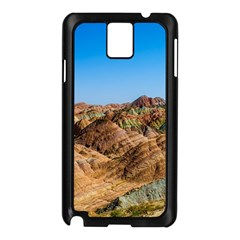 Zhangye Danxia Samsung Galaxy Note 3 N9005 Case (black) by trendistuff