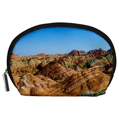 Zhangye Danxia Accessory Pouches (large)  by trendistuff