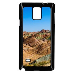 Zhangye Danxia Samsung Galaxy Note 4 Case (black) by trendistuff
