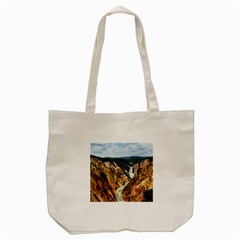 Yellowstone Gc Tote Bag (cream)  by trendistuff