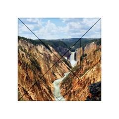 Yellowstone Gc Acrylic Tangram Puzzle (4  X 4 ) by trendistuff