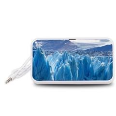 UPSALA GLACIER Portable Speaker (White)  by trendistuff