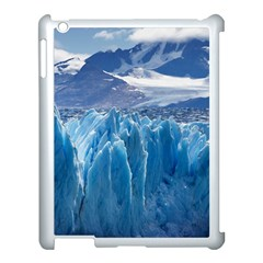 Upsala Glacier Apple Ipad 3/4 Case (white) by trendistuff