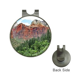Upper Emerald Trail Hat Clips With Golf Markers by trendistuff