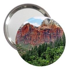 Upper Emerald Trail 3  Handbag Mirrors by trendistuff