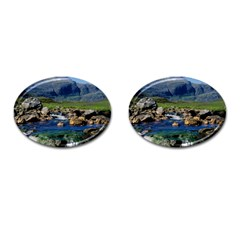 The Clisham Cufflinks (oval) by trendistuff