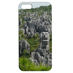 Stone Forest 1 Apple Iphone 5 Hardshell Case With Stand by trendistuff