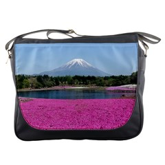 Shibazakura Messenger Bags by trendistuff