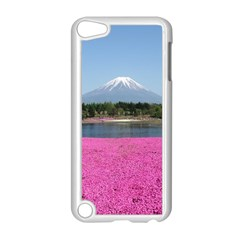 Shibazakura Apple Ipod Touch 5 Case (white) by trendistuff
