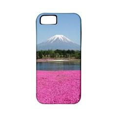 Shibazakura Apple Iphone 5 Classic Hardshell Case (pc+silicone) by trendistuff