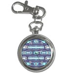 Modern Pattern Factory 01 Key Chain Watches