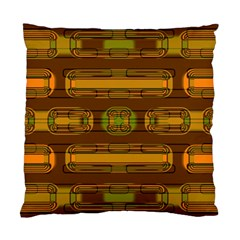 Modern Pattern Factory 01b Standard Cushion Case (one Side)  by MoreColorsinLife