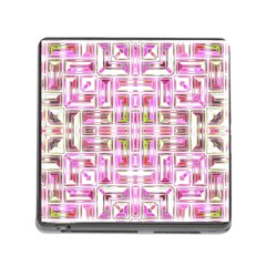 Modern Pattern Factory 01 Memory Card Reader (square) by MoreColorsinLife