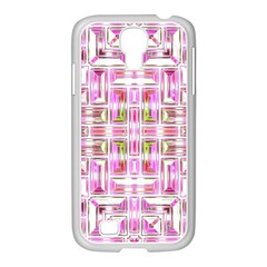 Modern Pattern Factory 01 Samsung Galaxy S4 I9500/ I9505 Case (white) by MoreColorsinLife