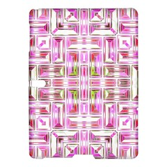 Modern Pattern Factory 01 Samsung Galaxy Tab S (10.5 ) Hardshell Case  by MoreColorsinLife