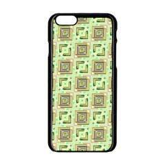 Modern Pattern Factory 04 Apple Iphone 6/6s Black Enamel Case by MoreColorsinLife