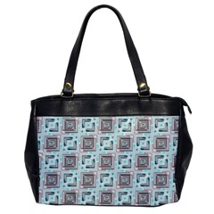 Modern Pattern Factory 04b Office Handbags by MoreColorsinLife