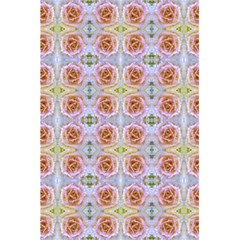 Pink Light Blue Pastel Flowers 5 5  X 8 5  Notebooks by Costasonlineshop