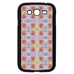 Pink Light Blue Pastel Flowers Samsung Galaxy Grand Duos I9082 Case (black) by Costasonlineshop
