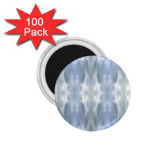Ice Crystals Abstract Pattern 1 75  Magnets (100 Pack)
