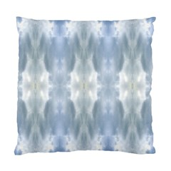 Ice Crystals Abstract Pattern Standard Cushion Case (one Side)