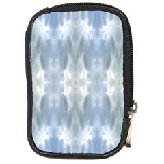 Ice Crystals Abstract Pattern Compact Camera Cases by Costasonlineshop