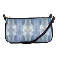 Ice Crystals Abstract Pattern Shoulder Clutch Bags