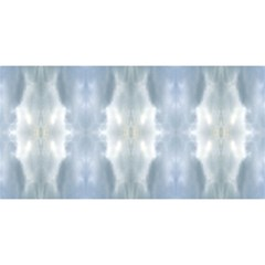 Ice Crystals Abstract Pattern You Are Invited 3d Greeting Card (8x4)  by Costasonlineshop