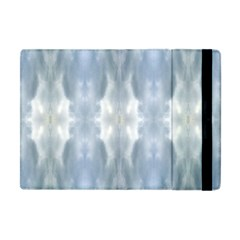 Ice Crystals Abstract Pattern Apple Ipad Mini Flip Case