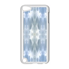 Ice Crystals Abstract Pattern Apple Ipod Touch 5 Case (white) by Costasonlineshop