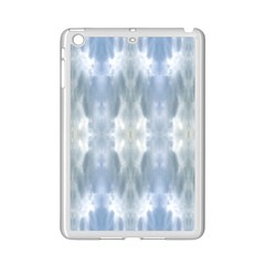 Ice Crystals Abstract Pattern Ipad Mini 2 Enamel Coated Cases by Costasonlineshop