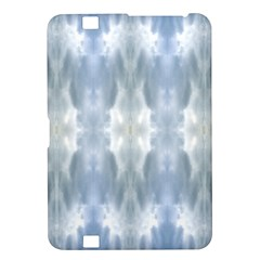 Ice Crystals Abstract Pattern Kindle Fire Hd 8 9