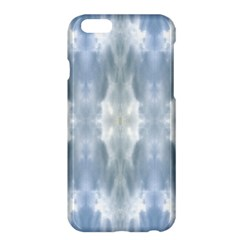 Ice Crystals Abstract Pattern Apple Iphone 6 Plus/6s Plus Hardshell Case by Costasonlineshop