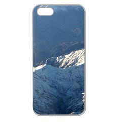 Mount Tapuaenuku Apple Seamless Iphone 5 Case (clear) by trendistuff