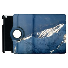 Mount Tapuaenuku Apple Ipad 3/4 Flip 360 Case by trendistuff